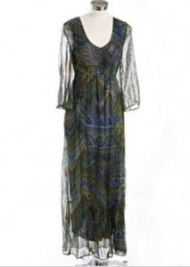 Lucky Brand Jade Maxi Dress - $111.75