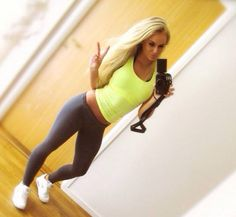 Cute for working out <3