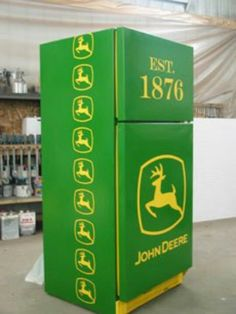 You could totally put this in your own personal bar or out in the barn(: