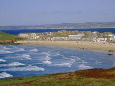 porthmeor beach, St. Yves, Cornwall
