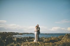 DIY Nature Inspired Wedding in Scotland | Photo by Mark Pacura Photography