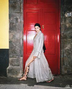 Emily DiDonato for WSJ Magazine October 2014 | The Fashionography