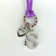The letter sinitial necklace s gifts alexas initial initial necklace s aloadofball Choice Image