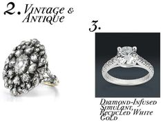Affordable and Ethical Engagement Rings by Recycled Bride | OneWed