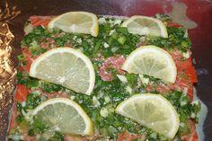 Lemon Roasted Salmon - Powered by @ultimaterecipe