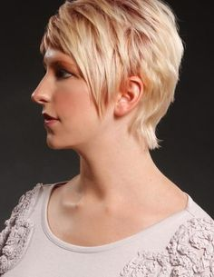 Top 10 Best Pixie Cut Hairstyles 2017-2018 for Long & Short Hairs including short and long cut pixies, side edges, bangs, etc.