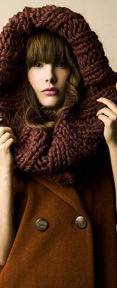 winter knitted fashion