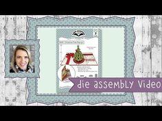 Karen shows how to assemble die set #1015 House & Fence Pop-up. ——— S U P P L I E S ——— • House & Fence Pop-Up ——— https://ldli.co/e/md27p [ karenburniston.c...