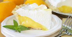 Tarta de lima y merengue
