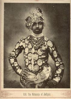 The Maharaja of Jodhpur
