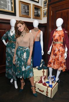 Eva Mendes Photos: Eva Mendes Launches Fall 2015 New York & Company Collection