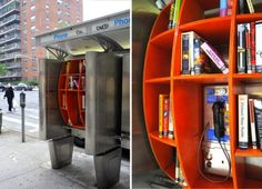 Do public phones exist anymore??? Take a look at how they've been transformed in NYC.