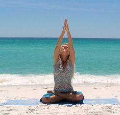 Beach Yoga http://www.brianball.yoga/resources
