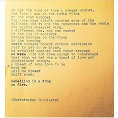 The Universe and Her, and I #281 written by Christopher Poindexter