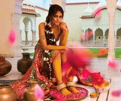 lofficiel india heritage editorial - Yamini Kumar Cohen Photo Mariage