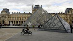 the Louver, Paris