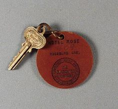 Vintage Northwest Hotel Key