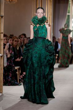 Giambattista Valli at Couture Fall 2012 - StyleBistro