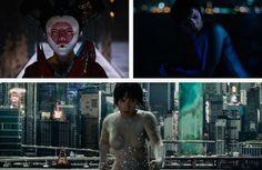 Призрак в Доспехах - обзор премьеры кино - Кинокритика