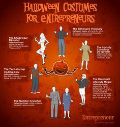 Halloween Costumes for Entrepreneurs