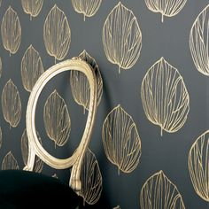 Love love love this wallpaper. Hmmm, where could it go in my house?