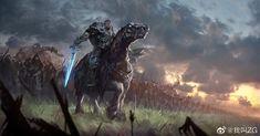 World Of Warcraft, Warcraft 3, Fantasy Landscape, Fantasy Art, Arthas Menethil, Lich King, Death Knight, Necromancer, Medieval