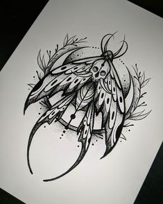 Discover recipes, home ideas, style inspiration and other ideas to try. Sketch Tattoo Design, Tattoo Sketches, Tattoo Drawings, Tattoo Designs, Black Tattoos, New Tattoos, Body Art Tattoos, Thigh Tattoos, Mononoke