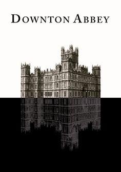 Downton Abbey Season 1-6 guilty pleasure soap opera