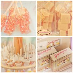 Candy Shop by JoyHey, via Colorful Candy, Rock Candy, Candy Store, Toffee, Color Inspiration, Party Time, Sweet Tooth, Pastel, Sweets
