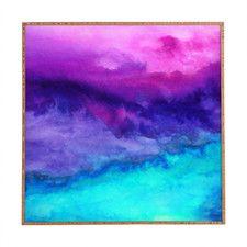 The Sound by Jacqueline Maldonado Framed Painting Print