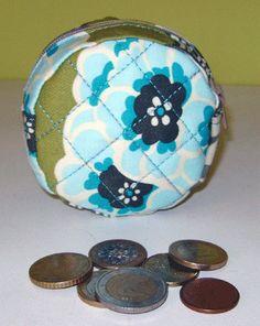 Tutorial porta monedas