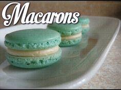 Macarons - YouTube