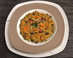 Curry von bunten Hülsenfrüchten (Rezept mit Bild) | Chefkoch.de
