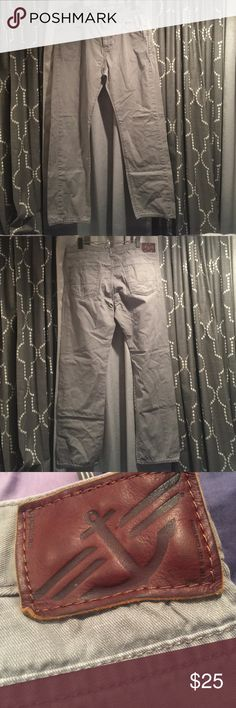 Dockers Men's Pants: Size 36/32 Dockers men's pants, grey, size 36/32, gently worn Dockers Pants