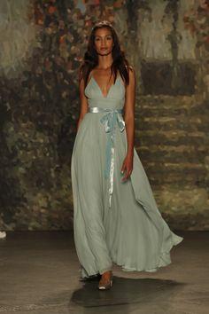 A bridesmaid dress from Jenny Packham: http://www.stylemepretty.com/2015/04/20/jenny-packham-spring-2016/