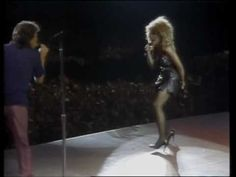 Tina Turner - Mick Jagger - State of shock - Its only Rock and Roll - YouTube