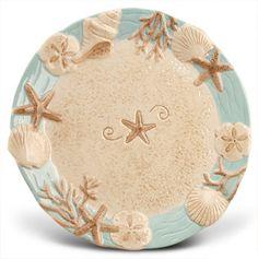 Nautical Dinner Plate