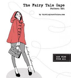 Nothing will charm you more than The Fairy Tale Cape Pattern tutorial. With detailed instructions walking you through each step, you can sew a cape that functions as easily as your spring jacket does.