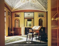 All Things Ruffnerian, a Design Blog and More: The World of Sir John Soane