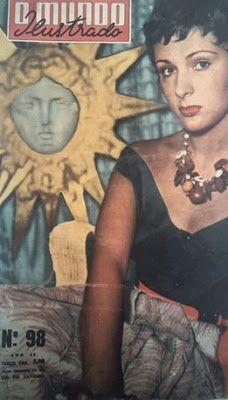 .: SESSÃO NOSTALGIA - As rainhas da beleza brasileira de 1954 A revista Mundo Ilustrado, Ano II, nº 98, de 15/12/1954, no entanto, leva-me para o túnel do tempo ao encontro de outras jovens maravilhosas que venceram quatro concursos muito.  Sônia Maria Carneiro, Miss Elegante Bangu disputados em 1954. Quem foram elas?