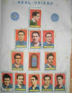Real Oviedo 1953