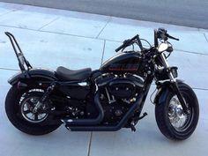 Harley-Davidson Sportster Forty-Eight model XL1200X