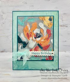 Call Art, Stamping Up Cards, Paper Cards, Fine Art Gallery, Creative Cards, Flower Cards, Greeting Cards Handmade, Cardmaking, Stampin Up