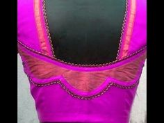 Patch Work Blouse Designs, Simple Blouse Designs, Blouse Neck Designs, Blouse Neck Models, Salwar Kameez Neck Designs, South Indian Blouse Designs, Saree Blouse Patterns, Amai, Back Neck Designs