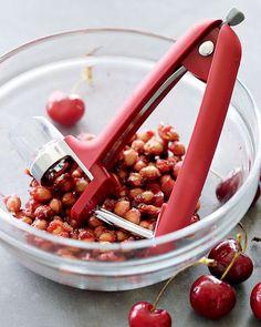 Cherry Pitter: Because I am planning on making my own Maraschino cherries this summer