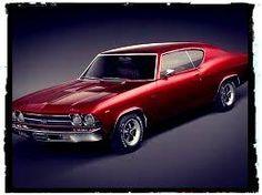 69, Chevy Cheville