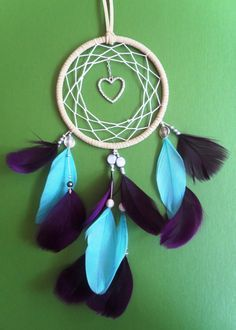 Dream Catcher, from The Modern Dreamer, via Etsy.