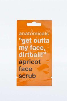 Slide View: 1: Anatomicals - Masque pour le visage