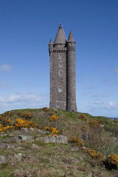 Scrabo Tower, Northern Ireland