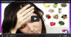 TU SALUD Y BIENESTAR : Qué comer para no estar cansado y sin energía